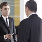 初対面の相手との会話を盛り上げるシンプルなテクニック