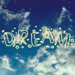 夢や目標の実現には、いつも『100%自己責任の覚悟を持つ』ということ